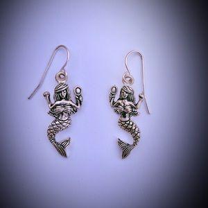 New Mermaid Earrings